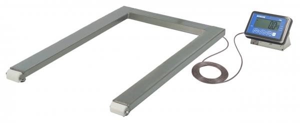 Pallet scale ASP-SST