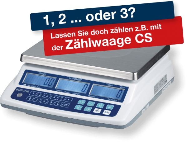 Counting scale CS 15 kg