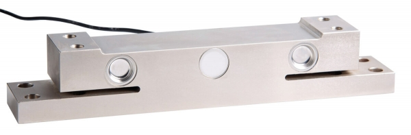 Onboard vehicle load cell