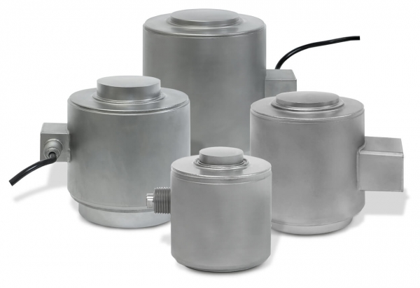 Mehrfach-Säulen Wägezellen bis 200t aus Edelstahl