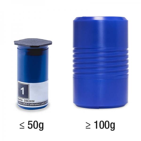 Kunststoff Etui, gepolstert 1 g