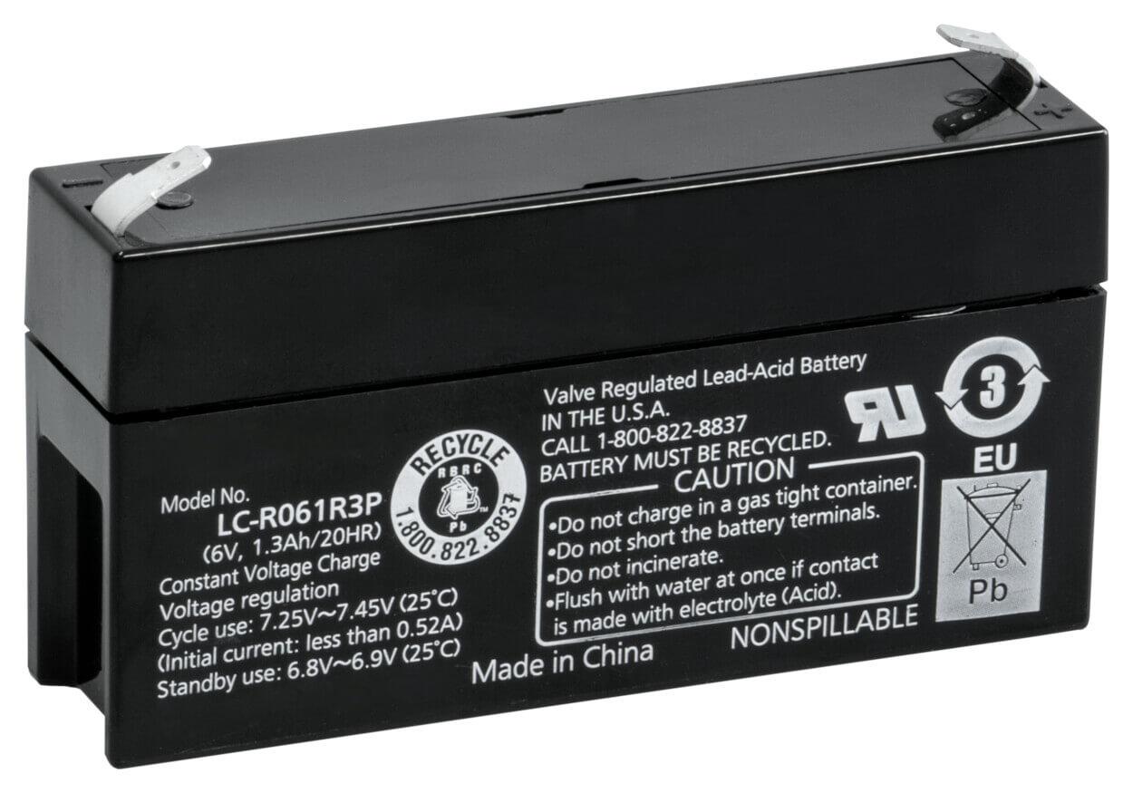 Panasonic LC-R061R3P