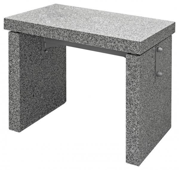Wägetisch aus Granit für Komparatorwaagen