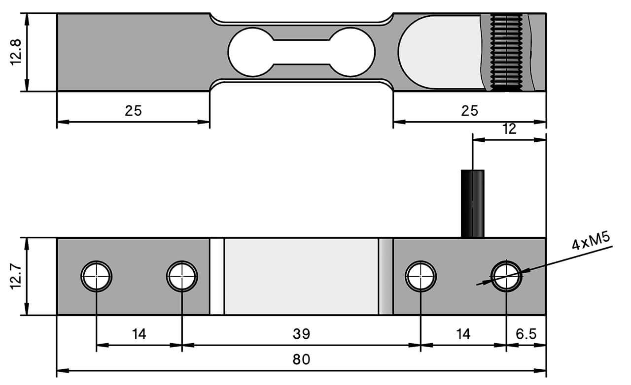Miniaturwaegezelle_H08A-zeichnung