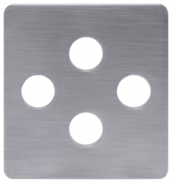 Distanzplatte (Set aus 2 Platten)