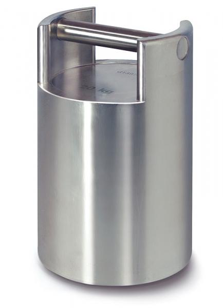 Kontrollgewicht M1 10 kg - 50 kg