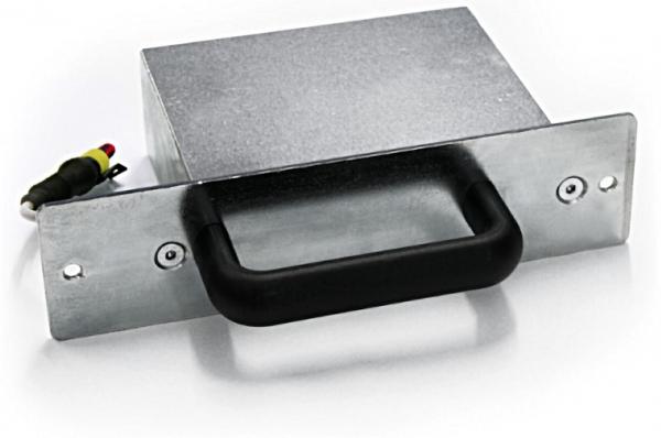 Austauschbare Batterie für Kranwaagen