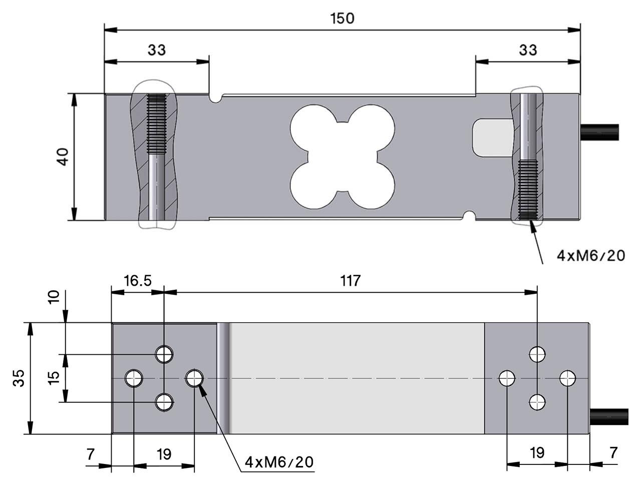 Single_point_H30A_Zeichnung