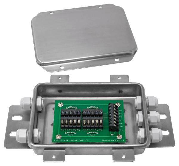 Klemm- und Trimmbox JBB-04