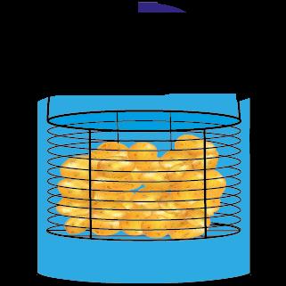 unterwassergewicht