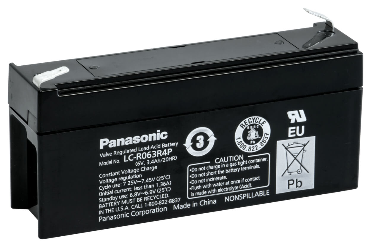Panasonic LC-R063R4P