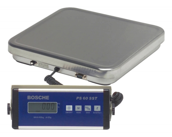 Package scale PS SST 60 kg