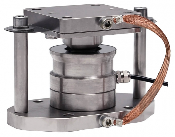 Weighing modul for Ring-Torsion load cell