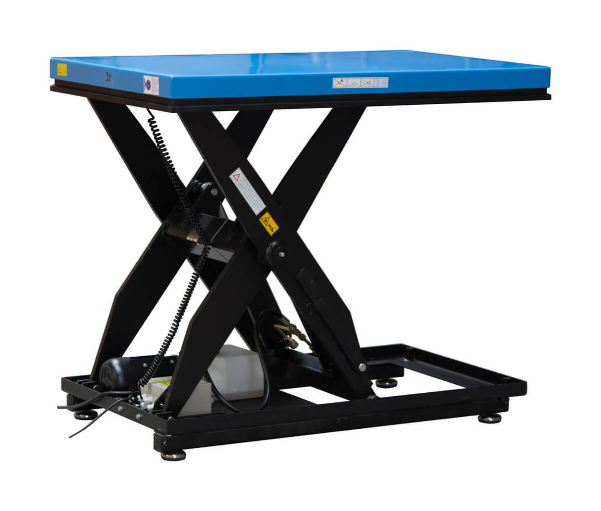 Lifting table scales | Mobile Scales | BOSCHE