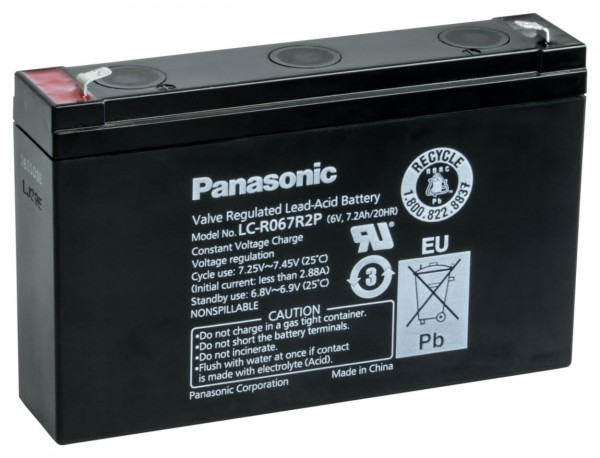 Panasonic LC-R067R2P