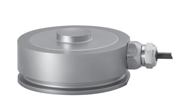 Electro-polished load cell for food and pharma industries