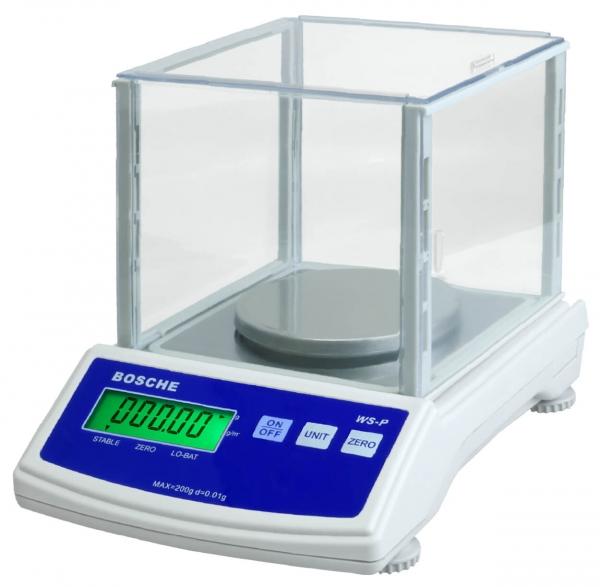 Laboratórna váha WS-P