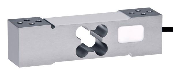Eichfähige Wägezelle H30A mit Doppelbalkenprinzip