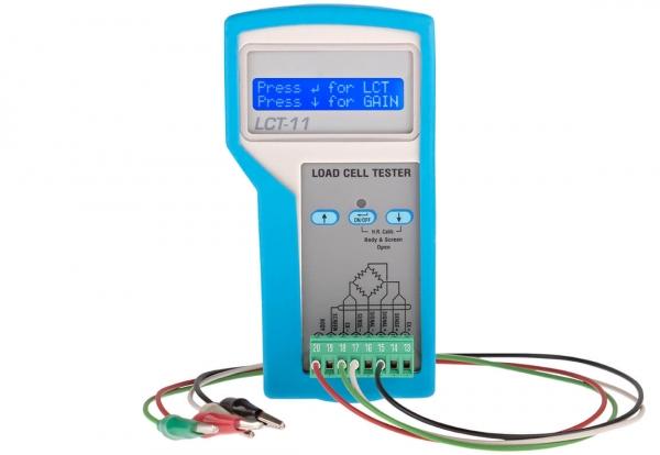 Wägezellen-Tester für DMS-Wägezellen 4- und 6-Leiter Technik