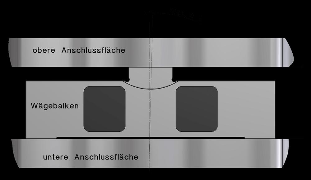 Wagebalken-D55