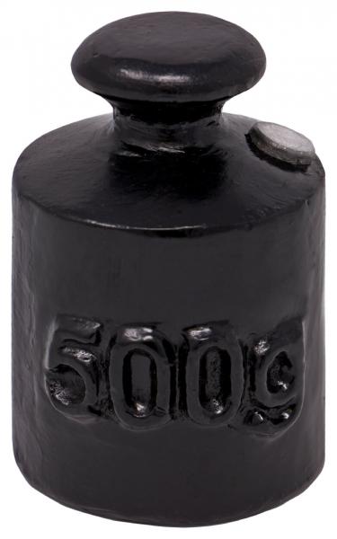 Gussgewicht 500 g M3 Klasse