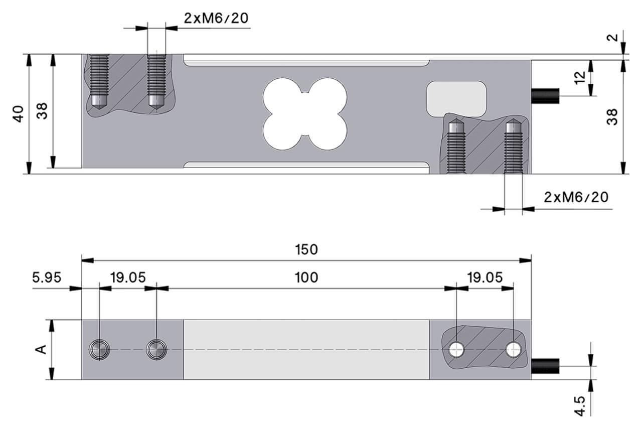 Plattformw-gezelle_H20A_Zeichnung